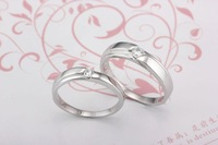 In the spring of 2014 sterling silver set auger creative design, whole life lovers ring.