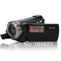 "2.7""TFT HD LCD High Definition Digital Video Camera Recorder Camcorder Red/Black"