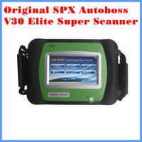 2014 New Arrival 100% Genuine SPX Autoboss V30 Elite Super Scanner Diagnostic Tool Multi Language Update Online