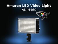 Aputure Amaran AL-H160 LED video light CRI 95+ 160 led camera video light Hot Sale