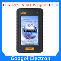 2014 New Product Tuirel S777 Retail DIY Professional Auto Diagnostic Tool With Full Software Update Online S777 Auto Scanner