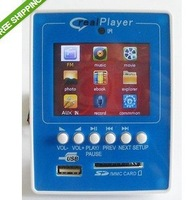 """2.4"""" TFT Screen HD MP5 Player Module w/ Remote Controller - Blue White   SU244"""
