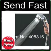 Salon barber shop supplies salon shampoo bed bathroom faucet saving shower nozzle turbocharger + ions proof hose