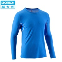 2014 Summer  outdoor quick-drying T-shirt with long sleeves men and women lovers She quick-drying perspiration