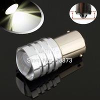 2pcs 1156 BA15S P21w Auto Pure White Fog Tail Turn 5W CREE LED S25 auto Light Bulb Lamp Backup Reserve Lights car light source