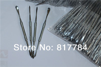 Stainless Steel e solid Dabber Tool with 60mm/71mm/105mm/121mm for e solid and wax  200pcs/lot  Fedex free shipping!