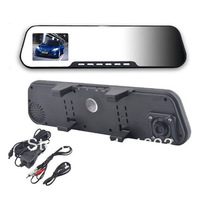 "2.7"" HD Car Security Vehicle DVR Dash Video Camera Recorder Accident Camcorder"