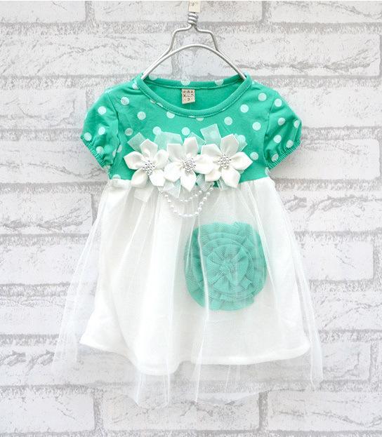 Платье для девочек 2014summer