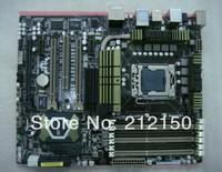 Free Shipping 90% new  for Asus SaberTooth X58 desktop motherborad Socket 1366 ATX USB3 on sale