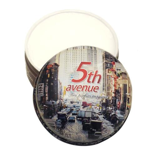 2014New Arrivals / France Chamonix /Solid Perfume/Parfum Brand/5th avenue/Global free shipping/parfum/15g(China (Mainland))