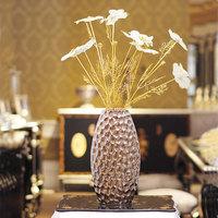 De-forest ceramic vase flower calliopes artificial flower fashion home decoration accessories floor