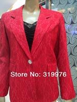 blazer women suit blazer foldable brand jacket made of cotton & spandex with lining Vogue refresh blazers