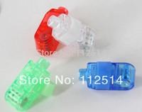 Hot selling 20pcs/lot high brightness LED laser beam torch finger light for balloon illumination
