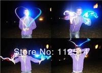 50pcs/lot Hot selling LED finger ring Lase finger beam torch LED balloon light