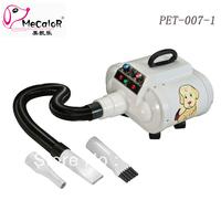 Freeshipping Via Fedex/DHL3400W Pet Dog Dryer,grooming blaster Variable speed Variable heating Pet-007-1,free shipping 220V/110V