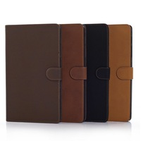 Luxury High Quality Retro Business Style Smart Flip Case for Samsung Galaxy Tab 3 Pro 8.4 T320 Free Shipping