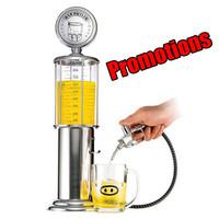 Retail Single GUN  Liquor Pump Mini Gas Station Beer Alcohol Wine Juice Soda Water Soft Drink Liquid Beverage Dispenser Machine