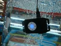 Waterproof MP3 Player 8GB Head wearing type MP3  waterproof diving, swimming sport MP3 Player FM IPX8 MP3 Music Player