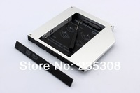 12.7mm 2nd SATA to SATA HHD SSD Hard Drive Caddy For Lenovo IdeaPad G570 G580 G585 G770