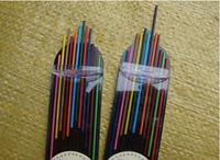 Free shipping 2 mm Color Pencil Tubes 12pcs/set in 12 colors Pastille special pencil mix color