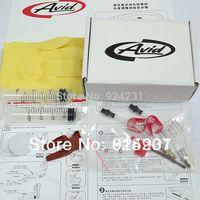 Avid bicycle Bleed Kit bicycle Disc Brake For DODE/JUICY/ELIXIR/Formula/HAYES/BNGAL/CODE5 CODE R