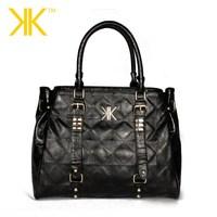 Sales Fashionable kardashian kollection brand kk bag 2014 women one shoulder kk handbag plaid large messenger bag Black&Blue etc