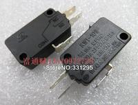 10pcs=KW1-103 micro switch 15A 125V large micro limit switch