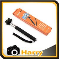 Hot Sale Handheld aluminum alloy flexible monopod tripod for mobile phone digital camera gopro 4/4s/5/5c/5s i9300 i9500