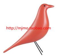 home decor/Eames house birds-Red/free shipping
