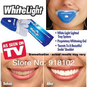 Hot & New White Light Teeth Whitening Tooth Gel W