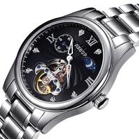 Aesop tourbillon movement mens watch automatic mechanical male watch