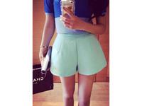 Korean HOT SALE fashion high waist women shorts thin hot short pants women's casual shorts h0062