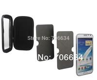"5"" Waterproof 360 Motorcycle Bike Cycling GPS Case/Bag+Mount Holder for GPS Smartphone Samsung NOTE2/N7100 bike parts"