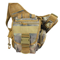 Tactical Military Airsoft Hunting Molle Messenger Bags Outdoor Sports Camping Travel Hiking Maintaineering Camera Bag