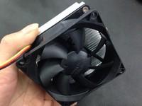 50W/100W High Power LED Cooling Fan Aluminium Heatsink 10pcs/lot