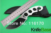 2014 New Browning B02 Tactical hunting small straight knives Fixed blade knife 5CR15MOV 57hrc Camping tools free shipping 1pcs