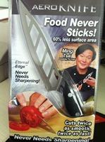 TV AERO KNIFE super sharp cutting KNIFE kitchen helper AS SEEN ON TV