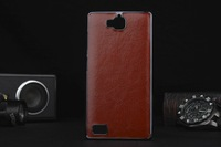 For Huawei Honor RongYao 3C Luxury Leather Back Cover Hard Case