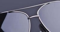 Loss sale 2014 new men sunglasses polarized sunglasses aluminum magnesium