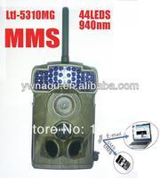 LTL Acorn 5310MG 940nm 720P black flash IR 20M 12MP MMS GSM Hunting Camera GPRS game scouting Trail Camera with external antenna