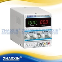 Free Shipping NEW Zhaoxin Variable 30V 5A DC Power Supply For Lab PS-305D 110V/220 adjustment