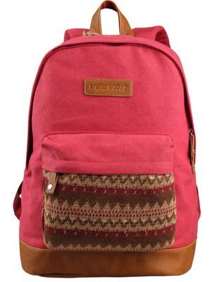 VEEVAN 2015 new canvas backpack fashion women backpack brand men's backpacks school bags for children bolsas women bag(China (Mainland))
