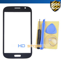 Wholesale Black screen Glass Lens for Samsung Galaxy Grand Duos GT-i9082 free Shipping