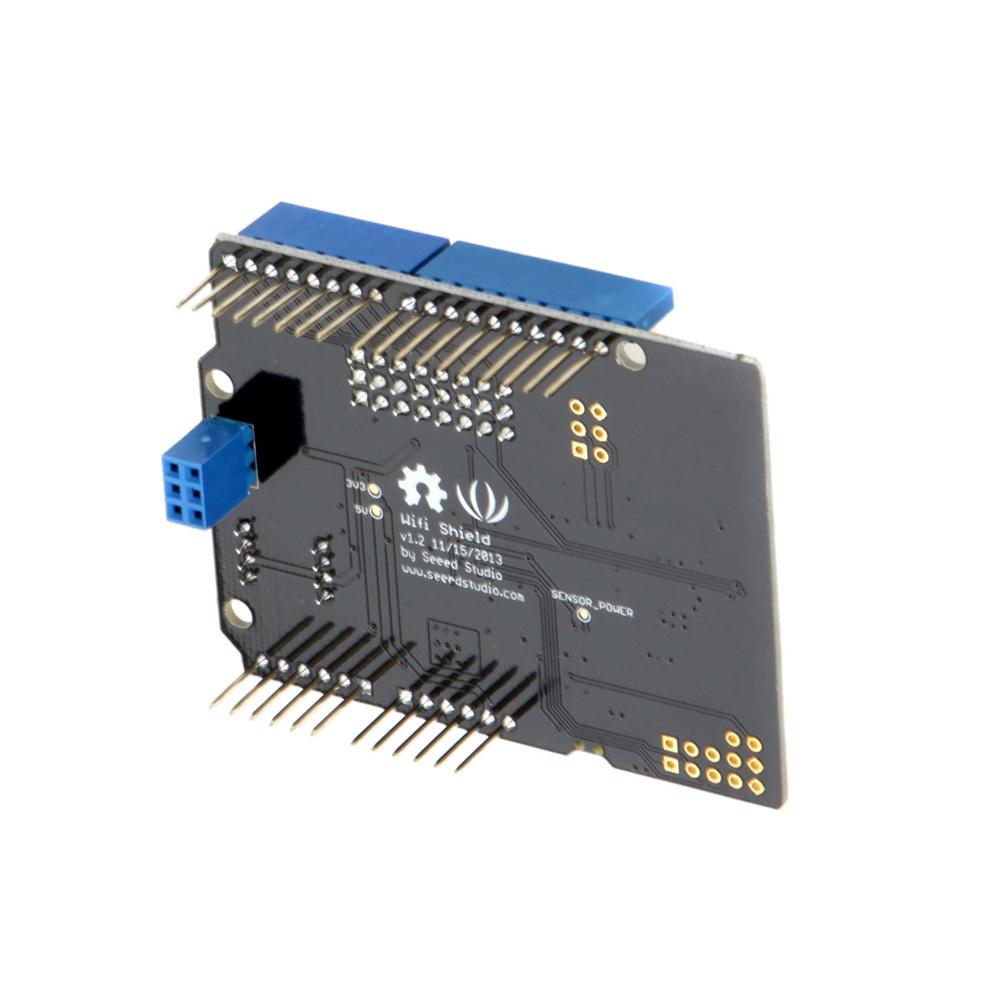 Wifi Shield V20 - Shield for Arduino - Seeed Studio