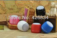 Waterproof Bluetooth Speaker Support Bluetooth/TF Card/AUX/Hand Free Call/FM Radio Mini Mobile Speaker