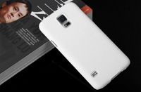 Ultra-thin matte Frosted hard back Case Cover for Samsung Galaxy S5 i9600 + free screen protector Free shipping