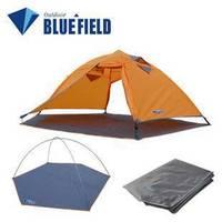 Hexagonal mat mats ground cloth moisture-proof pad double three tents