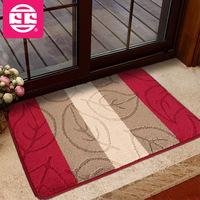 Brand new Home indoor bedroom living room mats doormat door mat carpet anti-skid pads carpet rugs customized size multi color