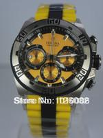 Festina Men's Chronograph Chrono Yellow Dial Date Bike Tour de France 100M Watch F16659/7