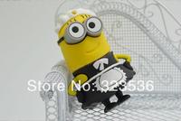 Hot sale!! FreeShipping !  2014 Cute cartoon model USB Flash Memory Pen Drive flash stick pen thumb drive1/4/8/16/32GB USB 2.0